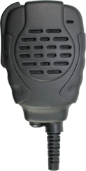 <b><span style='color: red;'>WATERPROOF & NOISE CANCELING</span> TROOPER II™ SPM-2200 Series - Weatherized version of our TROOPER® speaker mic. 3 YEAR WARRANTY</strong>