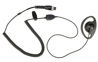SPM-1200TR Replacement Headset and Cable for DEFENDER Series Tactical Kits