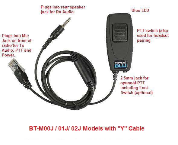 Bluetooth For Mobile Radios