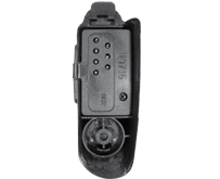 PA-HLN9716 Converts Motorola  Multipin (GP  MTX  PRO) radio to 2 pin (x03) Motorola side connector accessory.