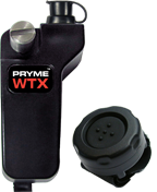 <b>PRYME WTX-511 - Wireless PTT Adapter:</b> Allows you to activate the PTT function of your compatible Kenwood two-way radio wirelessly.