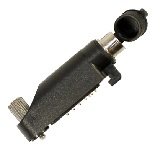 <b>PA-500-H8 Quick Disconnect adapter for Hytera x1e/p and PD-6 series multipin radios: </b>Allows the use of a PRYME Quick Disconnect (x05) style audio accessory with compatible Motorola portable radios.
