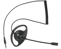 SPM-499D RANGER series D-Ring / Boom Mic Headset for BTH-300 series