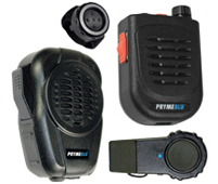 Headsets, Speaker Mics & PTT Switches designed for Professional Users