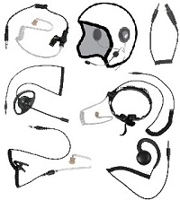 Optional & Spare Headsets for BTH-300 series